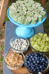 Earth Day Party Snacks