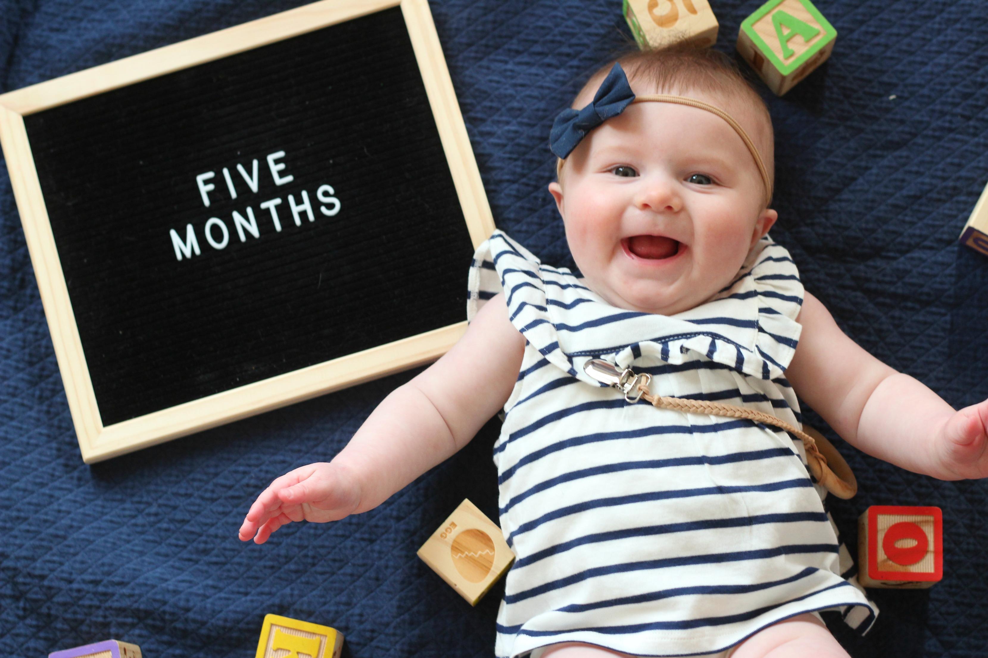 Winnie {Five Months Old}