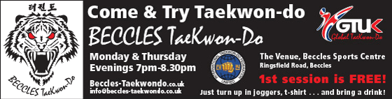 beccles-taekwondo-advert
