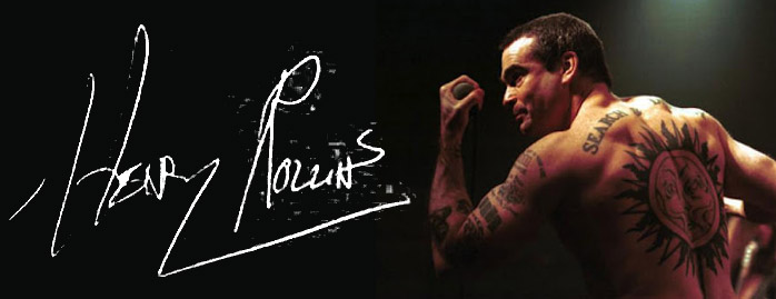 Henry Rollins on The Iron