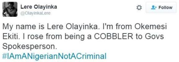 Tweet from cobbler