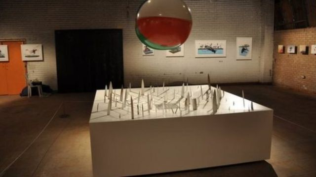 Banksy Dismaland exhibition