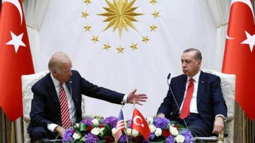 ABD Başkan Yardımcısı Joe Biden ve Cumhurbaşkanı Recep Tayyip Erdoğan
