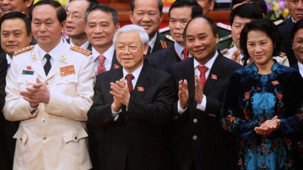 Chính quyền Việt Nam