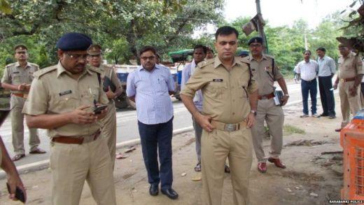 Barabanki police