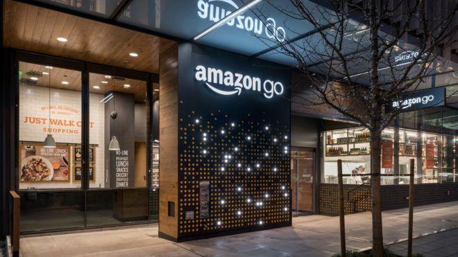 Amazon Go en Seattle