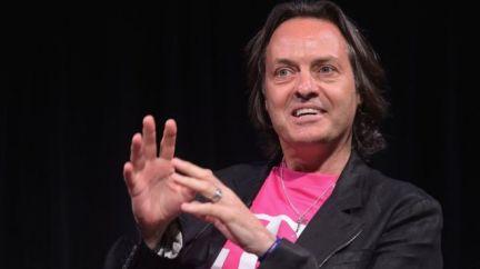 T-Mobile boss John Legere