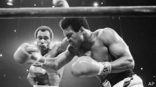 Muhammad Ali contra Ken Norton
