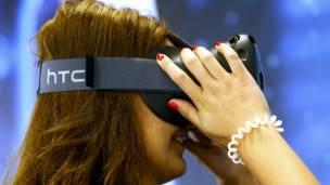 gafas de realidad virtual HTC