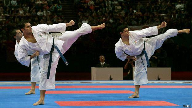 Resultado de imagen para artes marciales