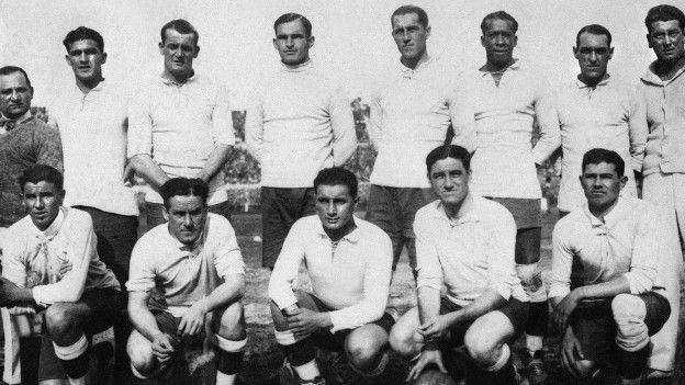 Selección de Uruguay en 1930