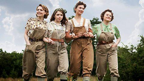 BBC's Land Girls