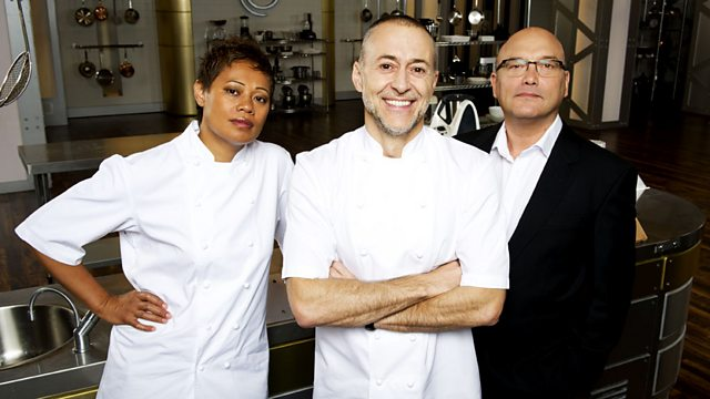 Masterchef: The Professionals - Series 8, Episode 6