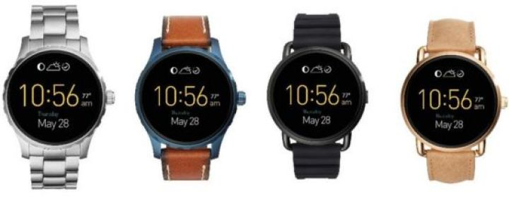 Fossil Q Wander and Q Marshal smartwatches