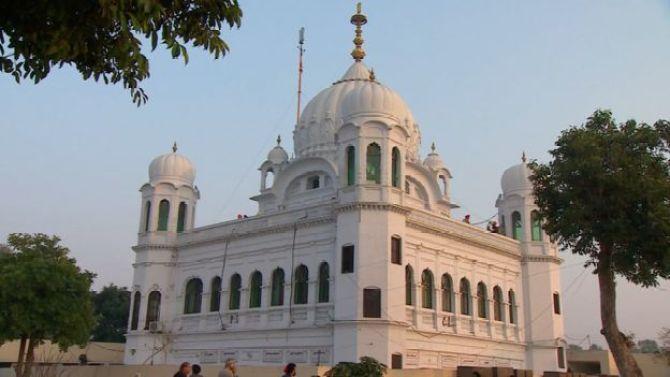 Gurdwara Darbar Sahib Kartarpur