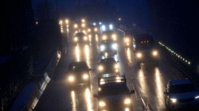 Imagem mostra rodovia nos EUA