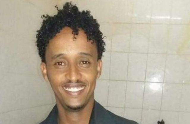 Image of Mered Tesfamariam, man believed to have been wrongly extradited