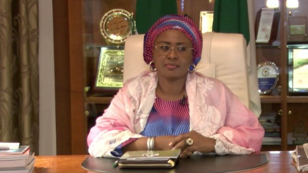 BREAKING!!! AISHA BUHARI CRITICIZES HER HUSBAND AGAIN - I HAVE MY OWN RIGHT TO SAY HOW I FEEL ABOUT SOMETHING (MORE DETAILS)