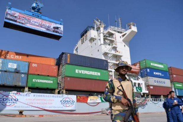 Tiền Trung Quốc chi để làm cảng Gwadar của Pakistan