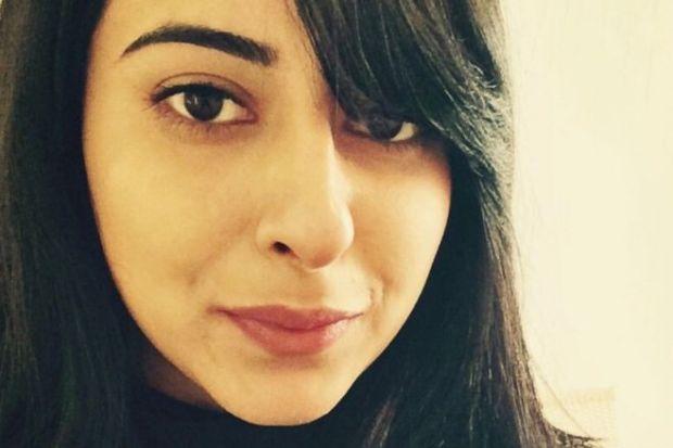 Pakistani writer Zahra Haider