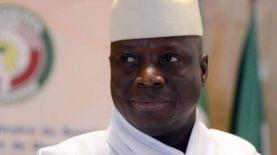 Madaxweyne yaxya Jammeh