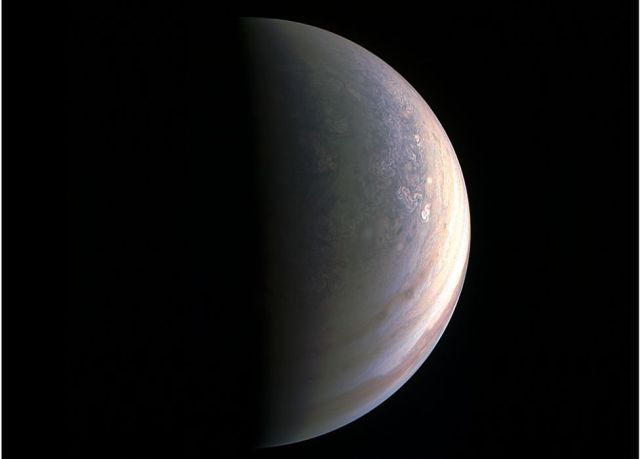 Jupiter like never seen before