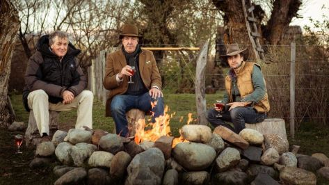 James May, Jeremy Clarkson and Richard Hammond