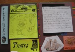 Pirates Unit Study and Lapbook