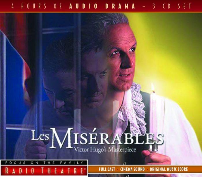 Les Miserables Radio Theatre
