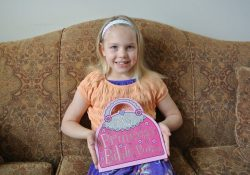 "Review/Giveaway of ""My Princess Bible Purse"""