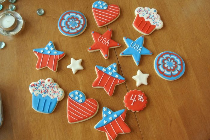 Fourth of July Well-Planned Day Planner 003