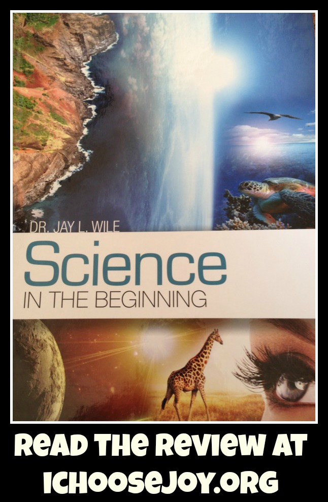 Science in the Beginning review