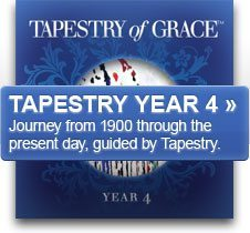 Intro to Our Brand New Curriculum: Tapestry of Grace