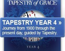 Intro to Our Brand New Curriculum: Tapestry of Grace (+ Giveaway!)