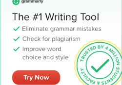 Our Newest Cool Writing Tool: Grammarly