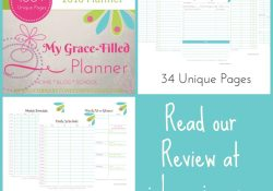 Highlight: My Grace-Filled Planner