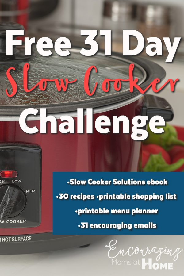 Win an Instant Pot and Enter the 31 Day Slow Cooker Challenge