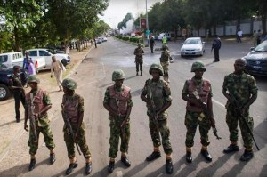 Army bans movement