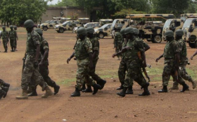 Troops Arrest Army Officers, Police Suspected Of Aiding Boko Haram