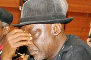 Former Minister of Interior, Abba Moro