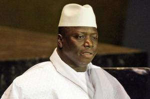President of The Gambia, Yahya