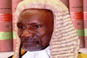 Mahmud Mohammed, Chief Justice of Nigeria and Chairman of the NJC