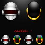 Icônes Daft Punk