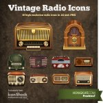 vintage-radio-icones