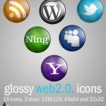 Glossy Web 2.0