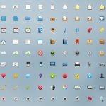 Freshy icones