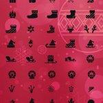 100 Christmas Vector Icons