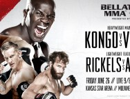 Watch Bellator 139 Weigh-ins and Fight Card