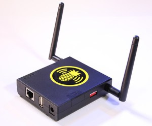 The Wifi Pineapple, a $99.99 black box