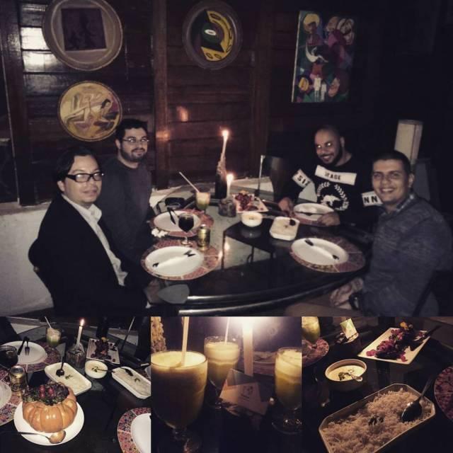 A equipe iConnect esteve presente nesse belssimo jantar oferecido pelohellip